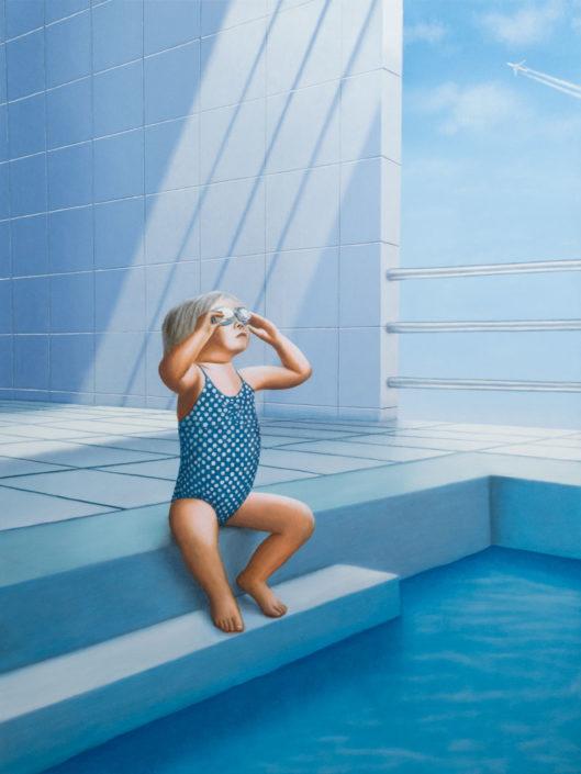 stephen perry artist pool girl
