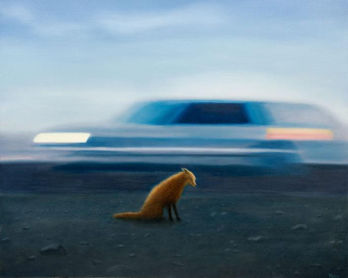 fox car stephen perry artist