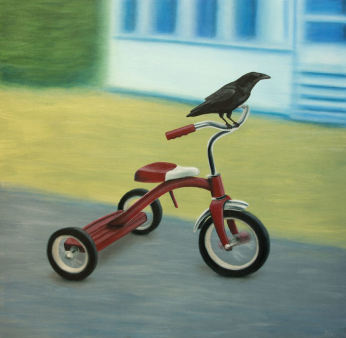 stephen perry artist raven bike