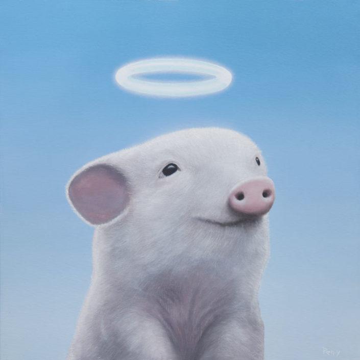 stephen perry artist pig