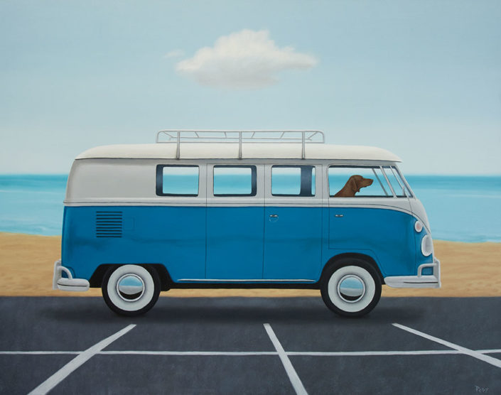 stephen perry artist vw van