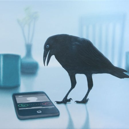 stephen perry artist raven