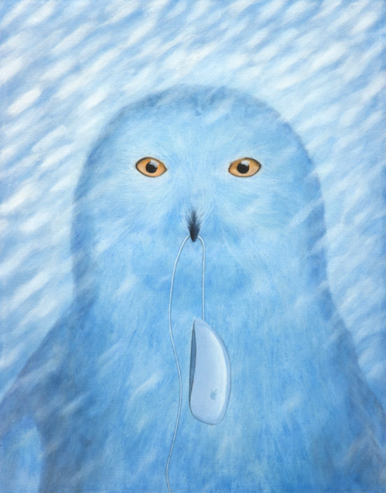 stephen perry artist snowy owl