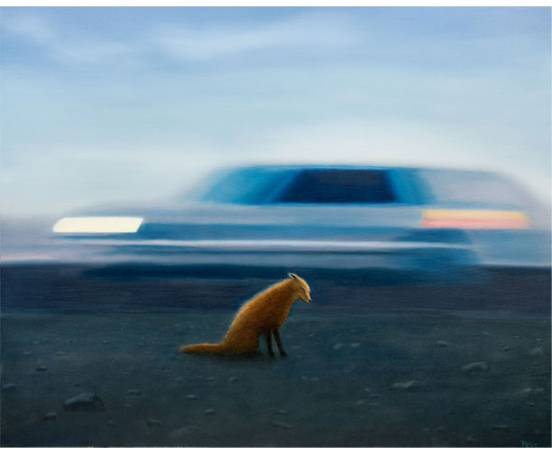 fox car stephen perry artist