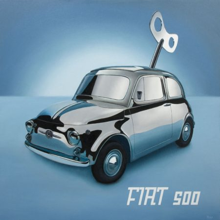 stephen perry artist fiat 500