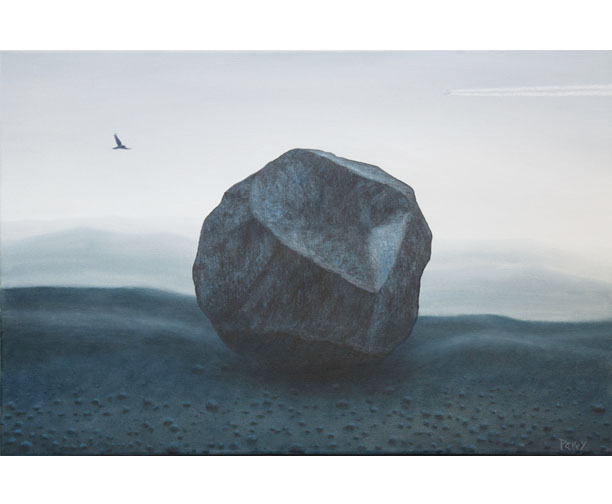 Erratic Boulder, stephen perry,