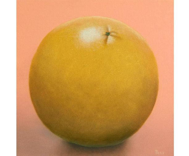 stephen perry artist, orange